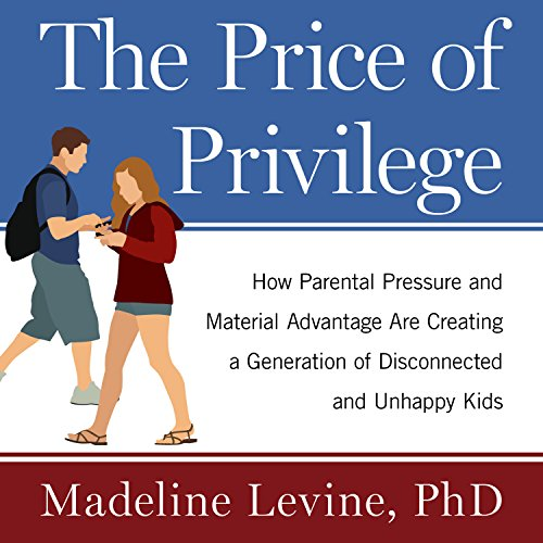 The Price of Privilege audiobook cover art