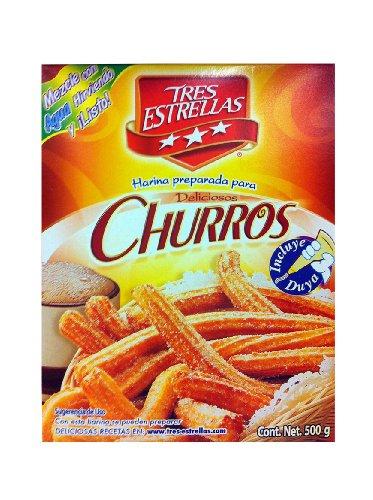 churro flour - 8