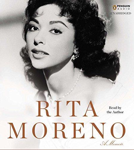 『Rita Moreno』のカバーアート
