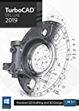 TurboCAD 2019 Deluxe [PC Download]