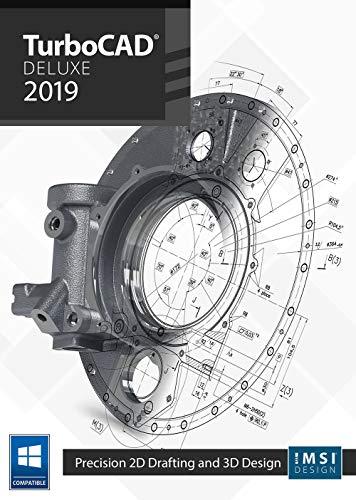 TurboCAD 2019 Deluxe [PC Download]