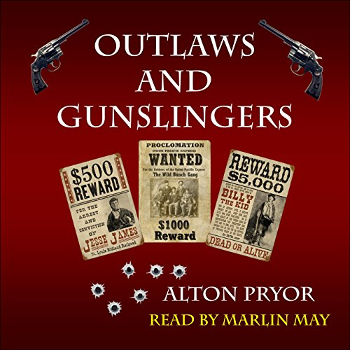 Outlaws and Gunslingers cover art