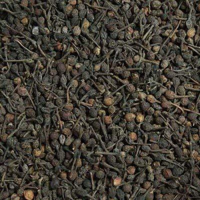 200g schwarzer Voatsiperifery Pfeffer, der fruchtig scharfe Urwaldpfeffer aus Madagaskar, für Mörser und Pfeffermühle