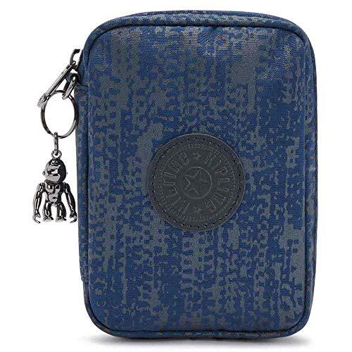 Kipling Organizadores de bolsas, Blue Eclipse Pr, 4x16x12 cm (LxWxH)