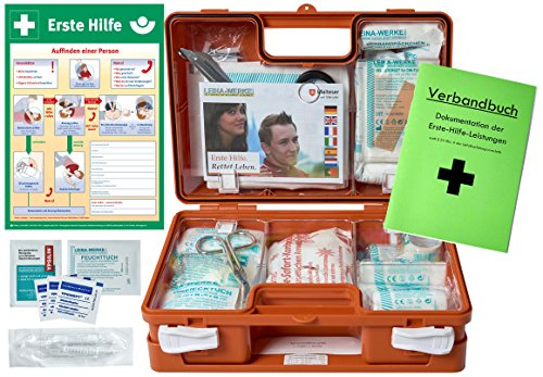 Erste-Hilfe-Koffer BG -Paket 2- mit