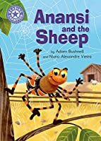 Reading Champion: Anansi and the Sheep: Independent Reading Purple 8