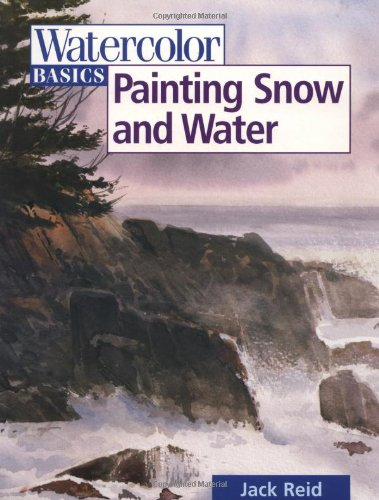Watercolor Basics: Painting Snow and Water