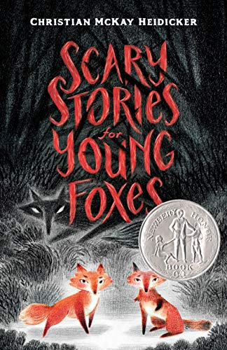 Scary Stories for Young Foxes (English Edition)