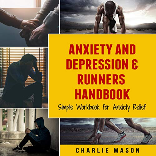 『Anxiety and Depression & Runners Handbook』のカバーアート