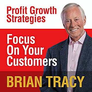 Focus on Your Customer audiobook cover art