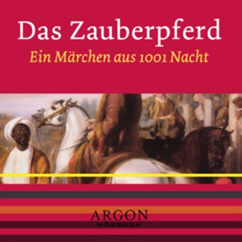 Das Zauberpferd audiobook cover art