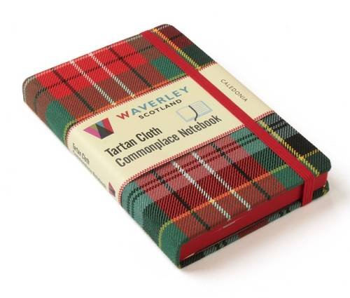 Caledonia Tartin Notebook