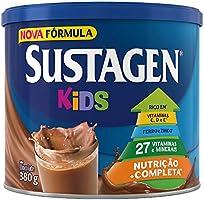 Complemento Alimentar Sustagen Kids Chocolate Lata 380g
