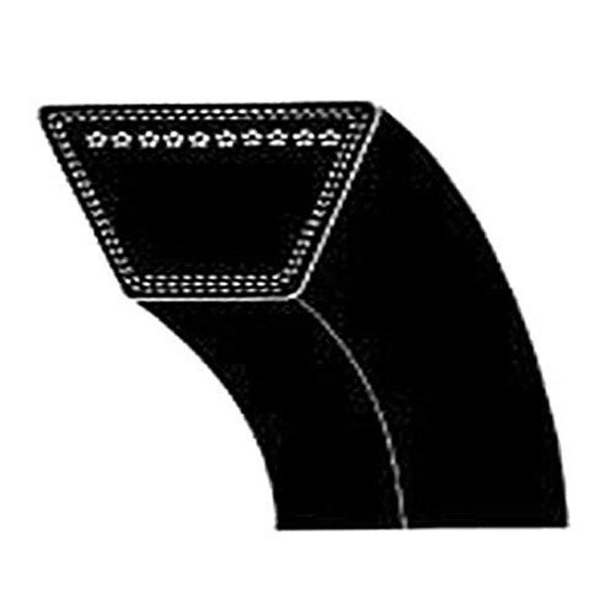 Jason Industrial 3L300 Fractional Horsepower V-Belt, Natural Rub