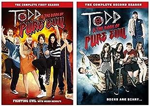Todd & The Book Of Pure Evil: Season 1 & 2