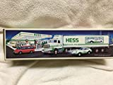 Hess Truck-18 Wheeler and Racer
