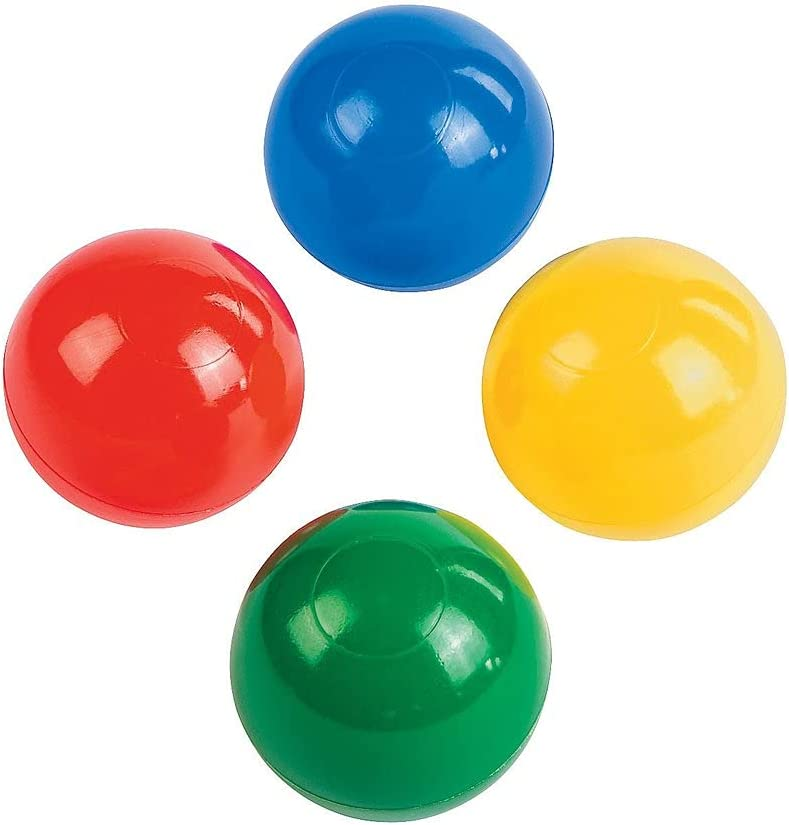Peraonline 100 Piece Balls Clearance SALE Limited time Colorful Max 71% OFF Pit