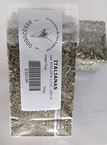 Especias Italianas 250 grs - Mezcla de Especias Italianas Naturales 100%