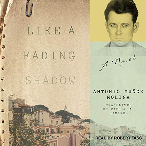 Like a Fading Shadow audiobook cover art