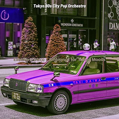 Tokyo 80s City Pop Orchestra