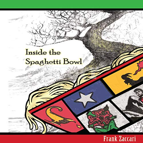 Inside the Spaghetti Bowl audiobook cover art