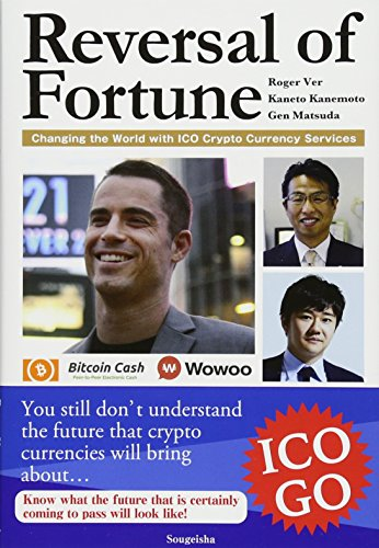 Reversal of Fortune:Changing the World with ICO Crypto Currency Services