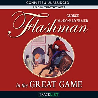 Flashman in the Great Game cover art