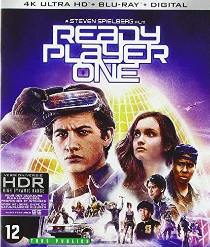 Ready Player One [4K Ultra HD] [4K Ultra HD + Blu-ray]