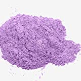 Slice of the Moon: Pale Purple Mica Powder 15g, Natural Mineral Mica, Cosmetic Grade For Lipstick Lip gloss Bath Bombs Epoxy Resin Face Blush Powder Eye pencil Dye Pigments Candle Making