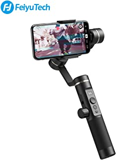 FeiyuTech SPG 2 3-Axis Handheld Splash-Proof Gimbal Stabilizer Max Payload 300g Compatible for Smartphone and Action Camera