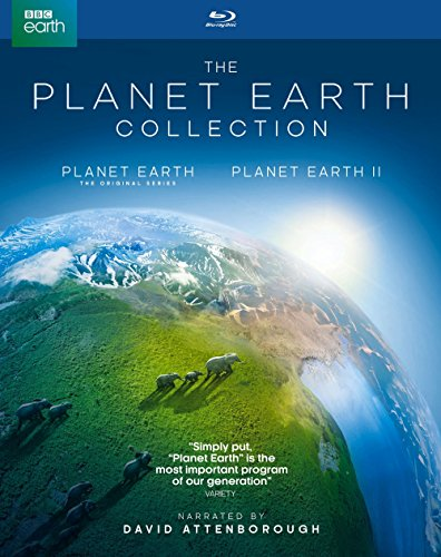 The Planet Earth Collection 8-Disc Blu-ray Set for 14.99