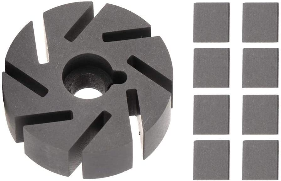 We OFFer at cheap prices Omaha Mall Vacuum Pump Impeller Qii lu Locki Central