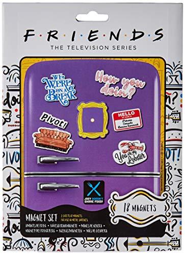 Friends Magnete, Mehrfarbig, 18 x 24 cm