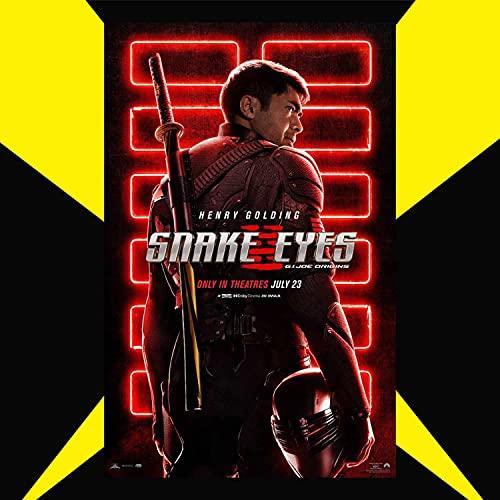 Snake Eyes: G.I. Joe Origins Podcast By  cover art