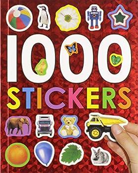1000 Stickers  Pocket-Sized  Sticker Activity Fun