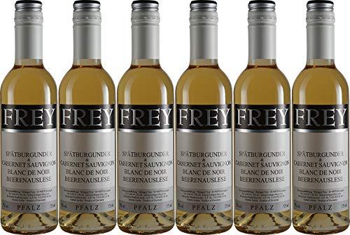 Frey Spätburgunder/Cabernet Sauvignon Beerenauslese Blanc de Noir 2019 Edelsüß (6 x 0.375 l)
