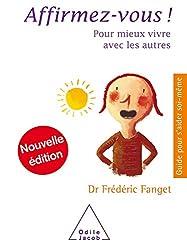 couverture livre affirmez-vous ! Frédéric Fanget