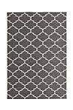 Alfombra sala de estar Tapiz Carpet oriental moderna Design Indonesia - Batu RUG Modello polipropileno 200 cm x 290 cm beige/ decoraciones barata online comprar