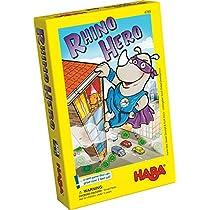 HABA-4789-Rhino-Hero-Un-Juego-de-apilamiento-3D-para-Edades-5-version-en-ingles-Made-in-Germany