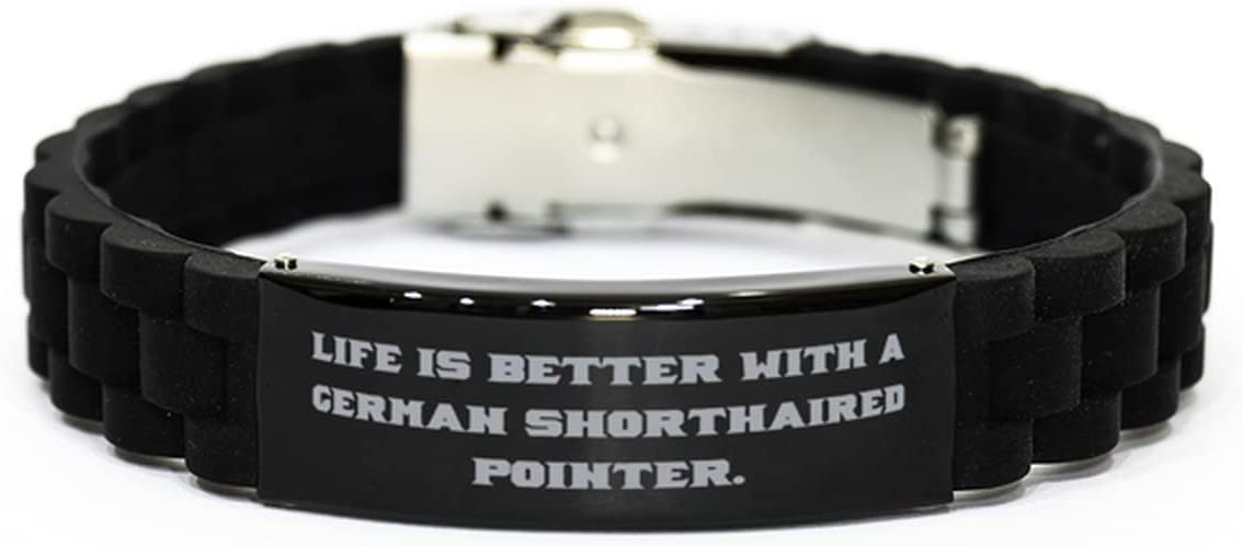 Sunmead Best German It is very popular Shorthaired Pointer Free shipping Dog Bette Gifts Life