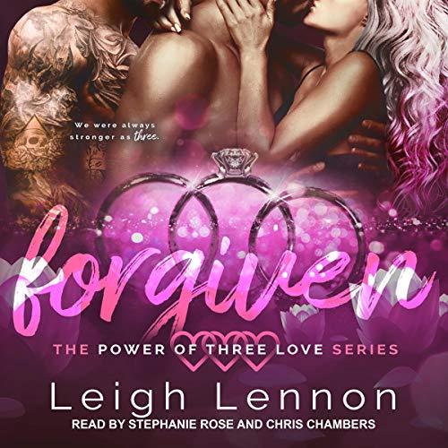 Forgiven audiobook cover art