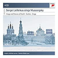 Sings Modest Mussorgsky