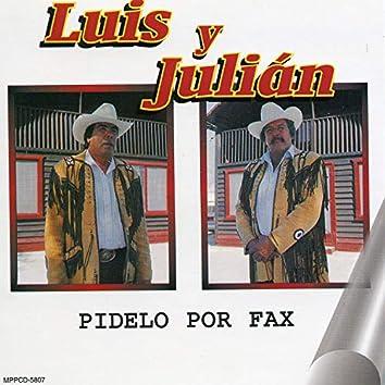 Pidelo Por Fax