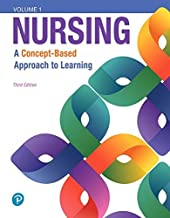 Nursing: A Concept-Based Approach to Learning, Volumes I, II & III Plus MyLabNursing with Pearson eText -- Access Card Pac...