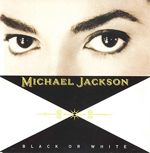 "Michael Jackson Black Or White UK Disc - pressed in Holland 45 7"" sgl +Pic Slv"