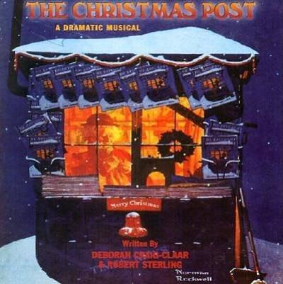 El poste de Navidad