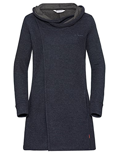 VAUDE Damen Women's Soesto Jacket Jacke, Eclipse, 42