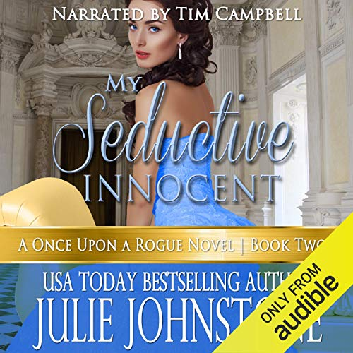 My Seductive Innocent Audiobook By Julie Johnstone cover art