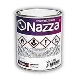 Resina de Poliéster Semielástica Impermeabilizante de Terrazas Nazza | Elevada elasticidad | Para impermeabilizaciones sobre sustratos de hormigón | 5 Kg.