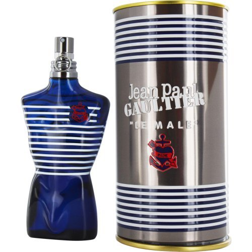 Jean Paul Gaultier In Love Le Male 4.2 Edt Spray Men Sailor Guy Edition 125 Ml